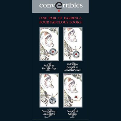 Convertables Earings